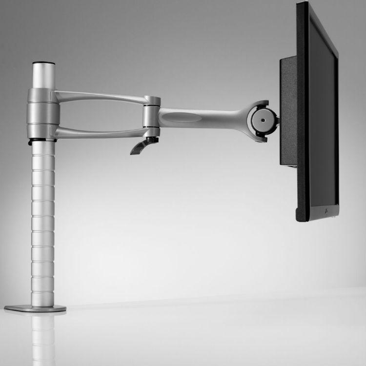 Wishbone monitorarm